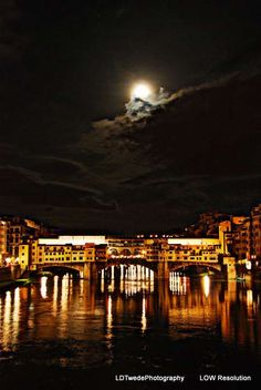 Italy Photography Reflection Photo Water by LDTwedePhotography, $7.99