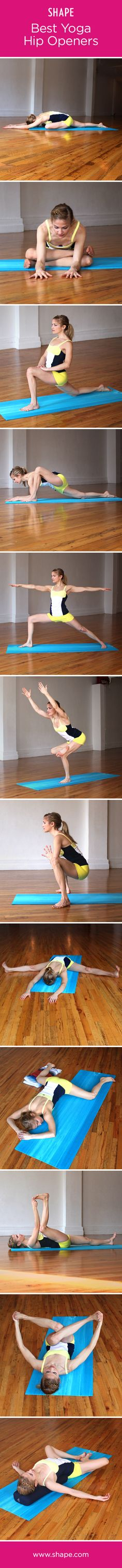 Try these hip openers! via shape.com
