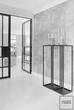 Woning Breda - Colinda Timmers Basil Pesto Recipes, Dining Table Design, Cabo, Modern Design, Divider, Room, House, Furniture, Home Decor