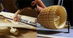 Αποφάσισε να φτιάξει ένα πιστό αντίγραφο ενός Boeing 777. Εννέα Χρόνια απλά δείτε το αποτέλεσμα… Θα σας πέσει το σαγόνι! Crazynews.gr