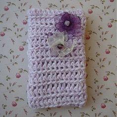 adis / fialov� p�zdro na mobil... Mobiles, Crochet Hats, Accessories, Fashion, Knitting Hats, Moda, Mobile Phones, Fasion, Ornament