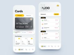 Nomad App Light Theme designed by STFN. Connect with them on Dribbble; the global community for designers and creative professionals. Mobile Ui Design, App Ui Design, User Interface Design, Light App, Android App Design, Taxi App, Virtual Card, Mobile App Ui, Ui Design Inspiration