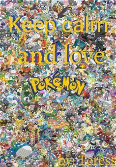 You must love Pokémon! Why?...  Because You MUST!!! musíš mít rád Pokémon! Proč?.... Protože musíš!!