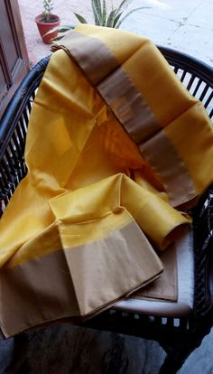 Pure chanderi Saree for order contact 9919774466