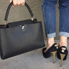 Lock it up with Louis Vuitton! Shop all handbags, shoes & accessories on…