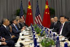 Obama y Xi trabajarán sobre amenaza nuclear de Norcorea - http://a.tunx.co/g7C6W