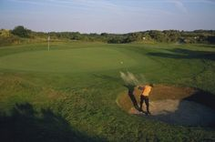 La Mer in Northern France, France - From Golf Escapes