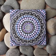 Design: Sunset Colours: tones of blue, purple, and white. 〉〉 Artwork colour may slightly differ from screen image, in real life the colours are richer. (Please take note of the size) ~Measurements~ 10.2cm x 10.2cm or 4 x 4 SHIPPING: Within Australia : 3 - 7 days International: 2 - 4 weeks Air Mail This is an original artwork hand painted in acrylic paint on canvas board. The artwork has been coated with a protective spray after being signed by me, Biripi Artist - Raechel Saunders. A litt...