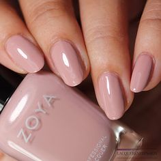 Mainstream Swatch and Review - Zoya Bridal Bliss (Part II) - LacquerExpression