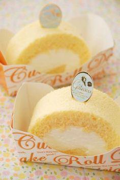 ロールケーキ | お菓子・パンのレシピや作り方【corecle*コレクル】