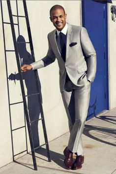 Mens suits should actually fit   Please follow me on Twitter @AGBStyle ~ Repinned by Federal Financial Group LLC