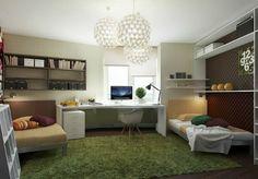 Inspire-se na natureza para decorar a casa. Há muitas opções como tapete grama e peças decorativas com galhos de árvores.