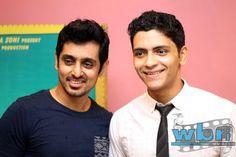 Mainak and Arjun http://www.washingtonbanglaradio.com/content/64983015-fun-filled-premiere-commenced-bawal