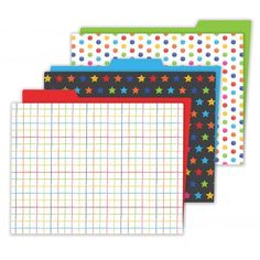School Tools File Folders, CD136015