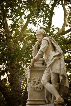 Shakespeare in Poets Corner, Westminster, London