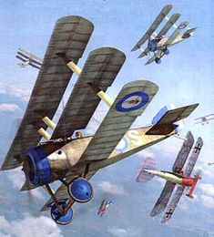 wwi triplane | Favourite WWI plane - Armchair General and HistoryNet >> The Best ...
