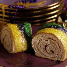 King Cake  recipe originally appeared in January 1990. SouthernLiving