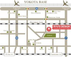 440cffc772256 RYU S DESIGN   地図デザイン  実用的 & good design - NAVER まとめ