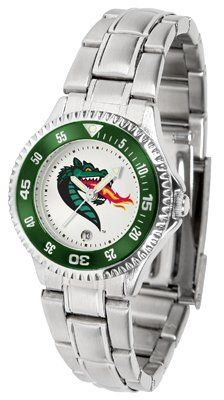 Alabama Birmingham Uab Blazers- University Of Competitor - Steel Band - Ladies - Women's College Watches by Sports Memorabilia. $78.73. Makes a Great Gift!. Alabama Birmingham Uab Blazers- University Of Competitor - Steel Band - Ladies