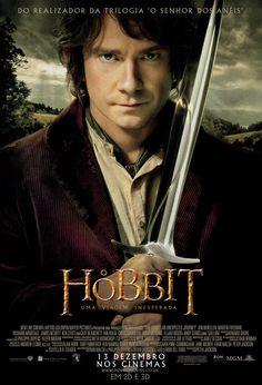 O Hobbit: Uma Viagem Inesperada ► Exibido novamente em Dezembro de 2014 no @ Cinema