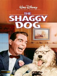 The Shaggy Dog - The best movie ever made!