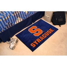Syracuse Orangemen NCAA Starter Floor Mat (20x30)