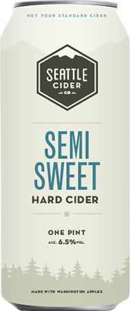Love their whole Identity and design scheme!  Seattle Cider Company #hardcider www.LiquorList.com @LiquorListcom #LiquorList