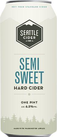 Love their whole Identity and design scheme!  Seattle Cider Company #hardcider www.LiquorList.com @LiquorListcom #LiquorList