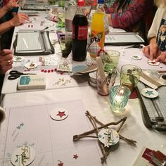 Workshop in Borken ❤️❤️ voll nett die Mädels ☺️ #stampinup #lovemyjob #workshop