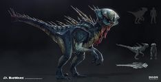Ambient Creature from Mass Effect: Andromeda