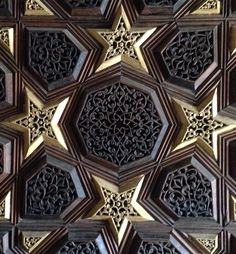 Art of wood from Birgi, Izmir