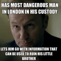 Oh Mycroft, we all make mistakes... Yours are just terrible...You rat!