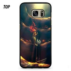 The Little Mermaid Cave For Samsung Galaxy Note 5