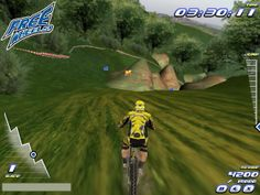 Free Wheels - #bikegames #racinggames http://www.racinggames2.com/free-wheels.html  #games