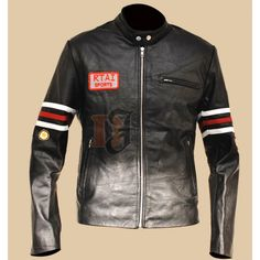 There are distinctive characteristics of Men's House  M.D. Gregory House Motorcycle Leather Jacket accessible in the market...