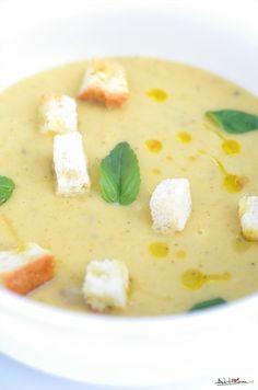 crema de legume Clean Recipes, Cheeseburger Chowder, Soup, Soups