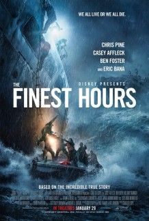 The Finest Hours (2016) BluRay 720p 850MB Ganool.AG