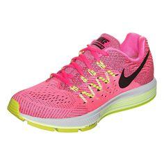 Air Zoom Vomero 10 Laufschuh Damen    Der Nike Air Zoom Vomero 10 überzeugt dich durch höchste Stabilität in Kombination mit reaktionsfreudiger Dämpfung, damit du bei intensiven Läufen noch länger durchhältst.    Nike Zoom-Elemente in der Ferse und im Vorderfuß sorgen für eine besonders reaktionsfreudige und flache Dämpfung von der Ferse bis zu den Zehenspitzen. Ein durchgehender Innenschuh umf...