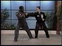 ▶ Kenpo Karate Ed Parker American Kenpo Sophisticated Basics Vol 1 - YouTube