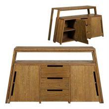 Aparador-banco-mesa #mueble_multifuncional #multifunctional_furniture