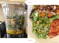 vitamix recipes - recipe for crazy blog - Kale and Basil pesto by lesley zellers, via Flickr