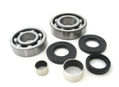 BossBearing Both Front Drive Shaft U Joint Diff BossBearing Engine for Polaris Sportsman 500 4x4 1996 1997 1998