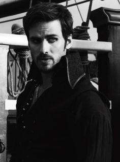 Captain Hook (Once Upon a Time) --- hellurrrrr....