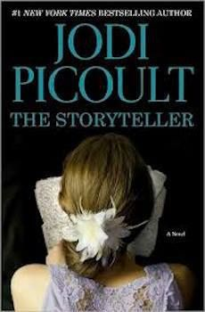 July 15: Happy with an open book!  What I'm reading now - The Storyteller by Jodi Picoult http://www.jodipicoult.com/the-storyteller.html