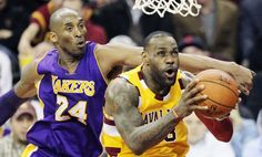 LeBron James, Kobe Bryant just two chapters of the NBA's great, unfinished book   cleveland.com