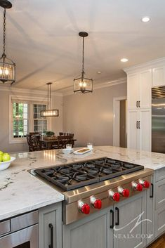 American Traditional French Country Style Kitchen Friends Family Remodel