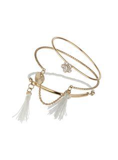 Dainty Wristwear Pack - Miss Selfridge