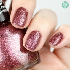 Misslyn Velvet Diamond Nail Polish 47 - Bright Love