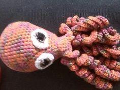 Dit inktvisje is gemaakt door Louise van Bezooijen.