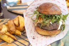 Una selección de las mejores hamburguesas que puedes probar en Madrid.